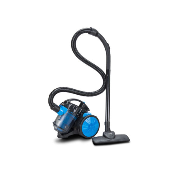 Aspirator Floria, 700 W, filtru HEPA, 2.5 l, cordon retractabil, albastru