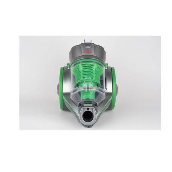 Aspirator fara sac Zilan ZLN1082, 2 l, tub telescopic metalic, 1400 W, filtru HEPA
