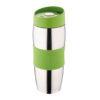 Cana termos Zilan, 380 ml, supapa etansare, verde