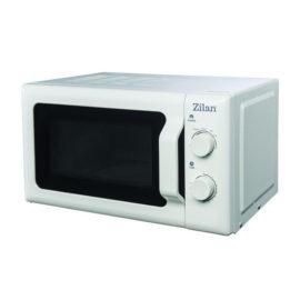 Cuptor cu microunde Zilan, 20 l, 700 W, 6 programe, timer