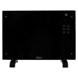 Panou incalzire Zilan, 1500 W, suprafata de sticla, touch screen, afisaj LED