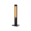 Radiator infrarosu vertical Zilan, 1800 W, lungime cablu 1.8 m