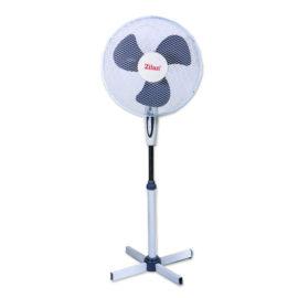 Ventilator cu picior Zilan, 45 W, diametru 40 cm, motor silentios
