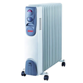Calorifer electric Zilan, 13 elementi, 2500 W