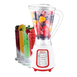 Blender Zilan, 400 W, 1.5 l, 10 viteze, Pulse
